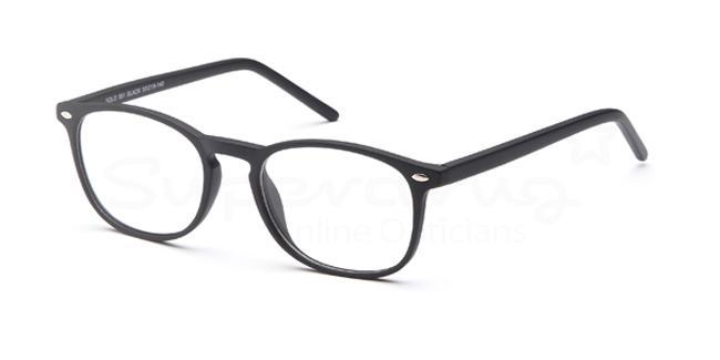 Black SIG 134 Glasses, Radon