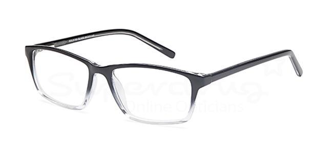 Black SIG 135 Glasses, Radon