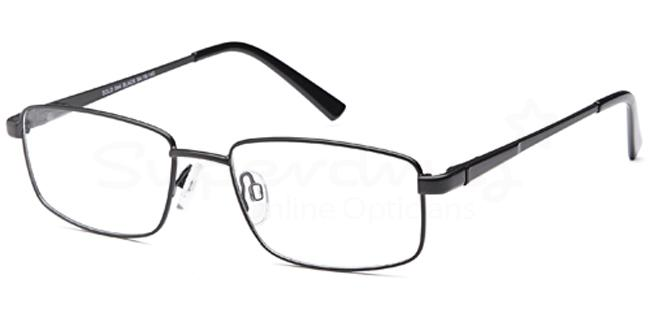 Black SIG 137 Glasses, Radon