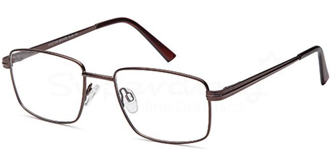 Bronze SIG 139 Glasses, Radon