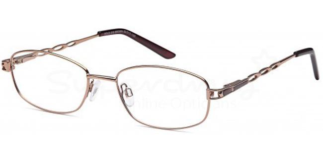 Brown SIG 141 Glasses, Radon