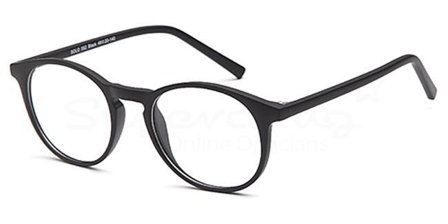 Black SIG 149 Glasses, Radon