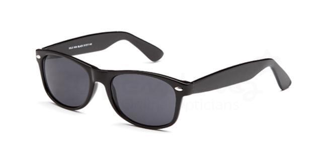 Black W24 Sunglasses, Solo Collection