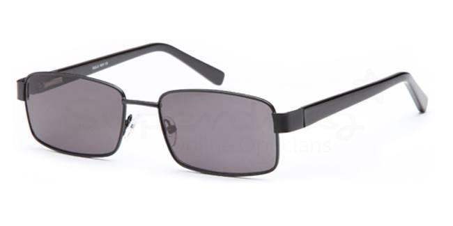 Black W31 Sunglasses, Solo Collection