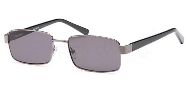 Gun Metal W31 Sunglasses, Solo Collection