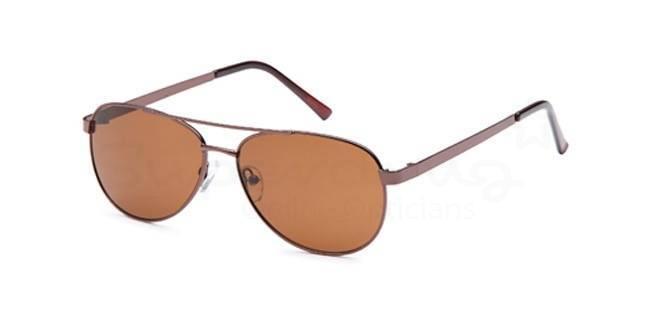 Bronze W33 Sunglasses, Solo Collection