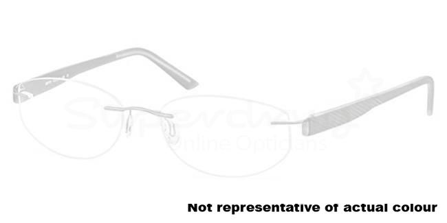 Pink EMP7557 Glasses, Zirconium