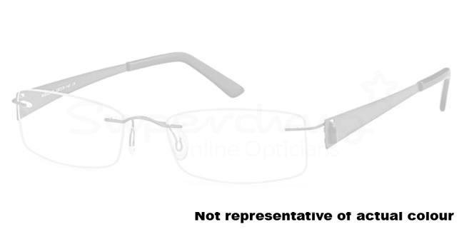 Gun Metal EMP7559 Glasses, Zirconium