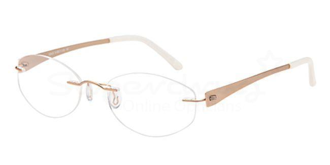 Gold EMP7572 Glasses, Zirconium