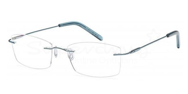 Blue EMP7581 Glasses, Zirconium