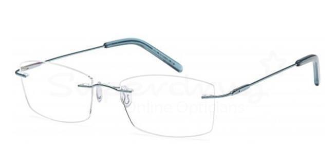 Blue EMP7581 Glasses, Zirconium