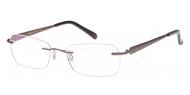 Bronze EMP7583 Glasses, Zirconium