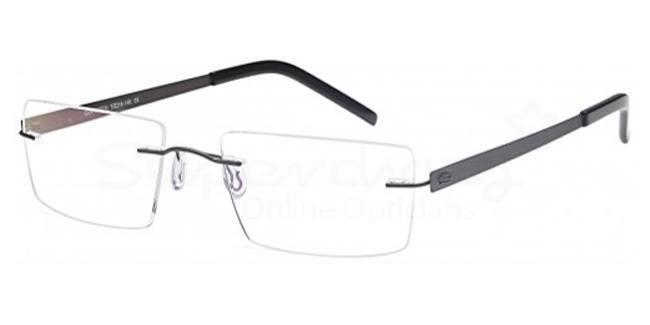 Gun Metal EMP7585 Glasses, Zirconium