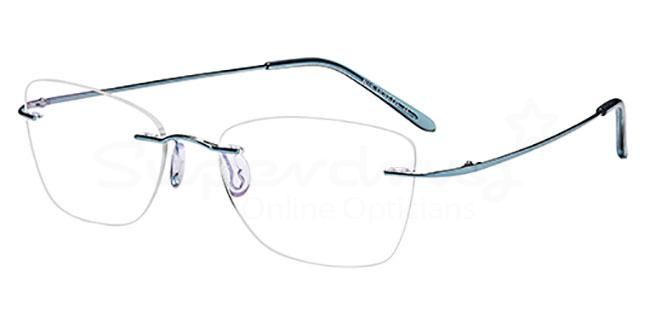 Blue EMP7590 Glasses, Vista