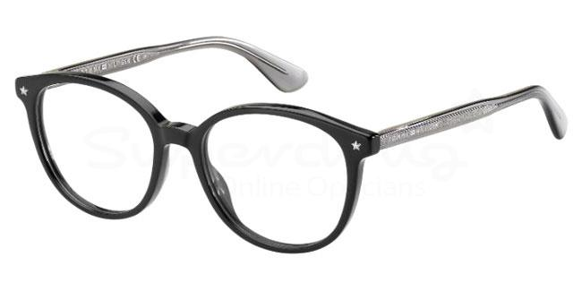 807 TH 1552 Glasses, Tommy Hilfiger