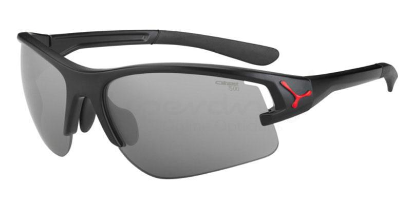 CBACROS1 Across (Large Fit) Sunglasses, Cebe