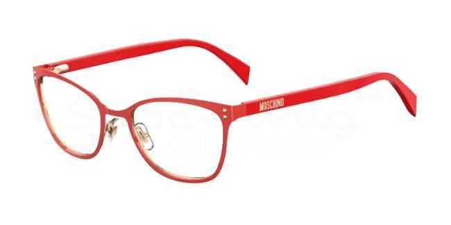 C9A MOS511 Glasses, Moschino