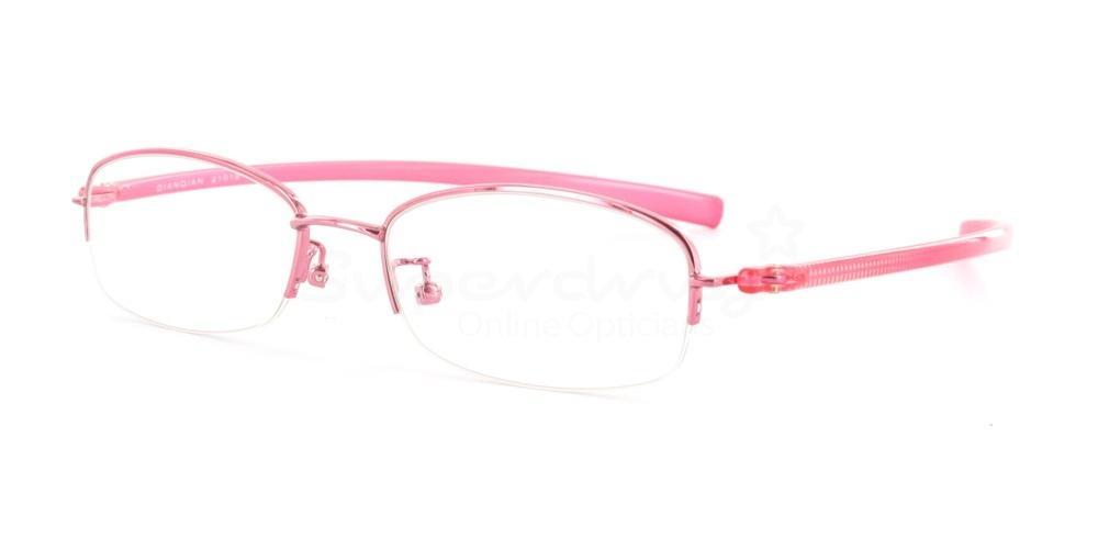 Pink 21019 Glasses, Immense