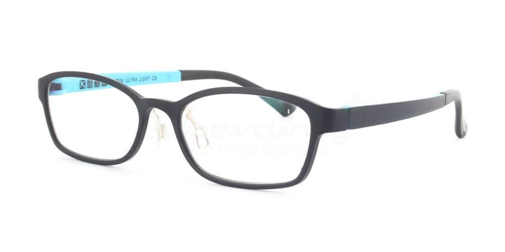 C3 U2094 Glasses, Immense