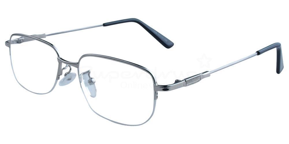 Silver 8008 Glasses, Indium
