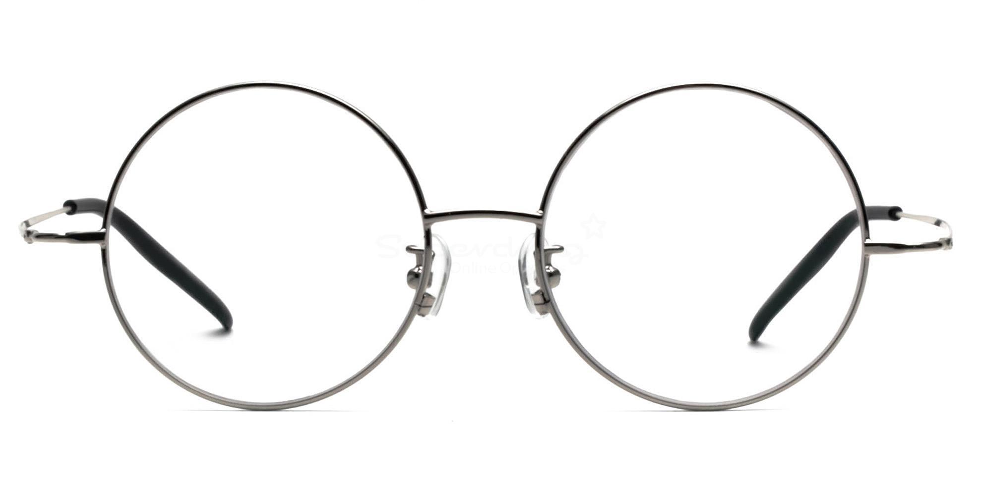 Silver M8201 Glasses, Immense