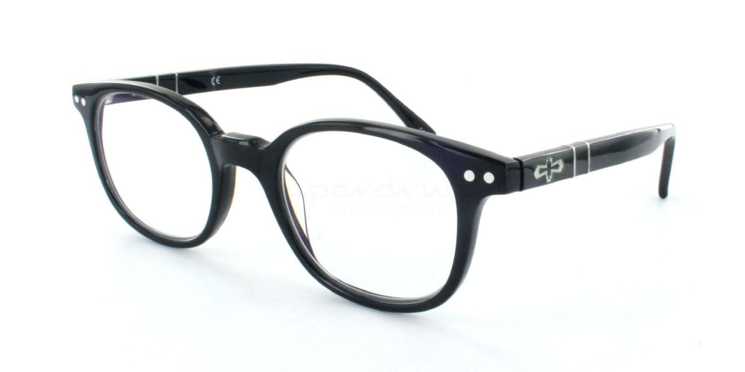 C1 SD1105 Glasses, Neon