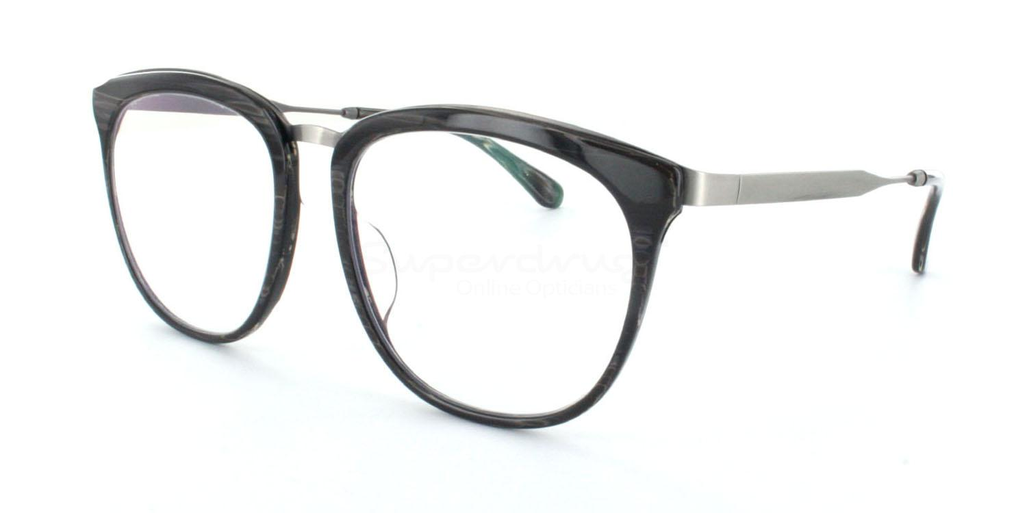 C3 96 Glasses, Cobalt