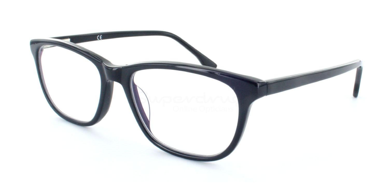 001 1856 Glasses, Neon