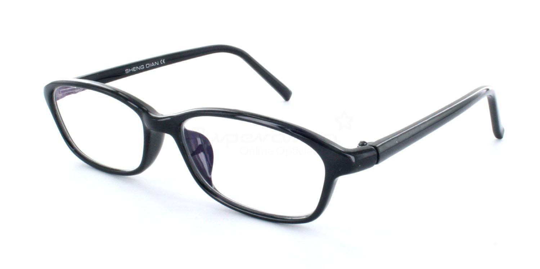 COL 01 2448 Glasses, Helium