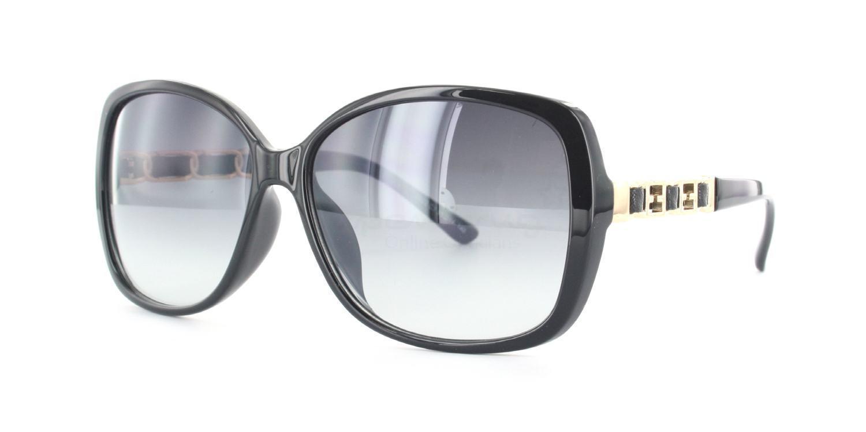 C1 S2623 Sunglasses, Indium
