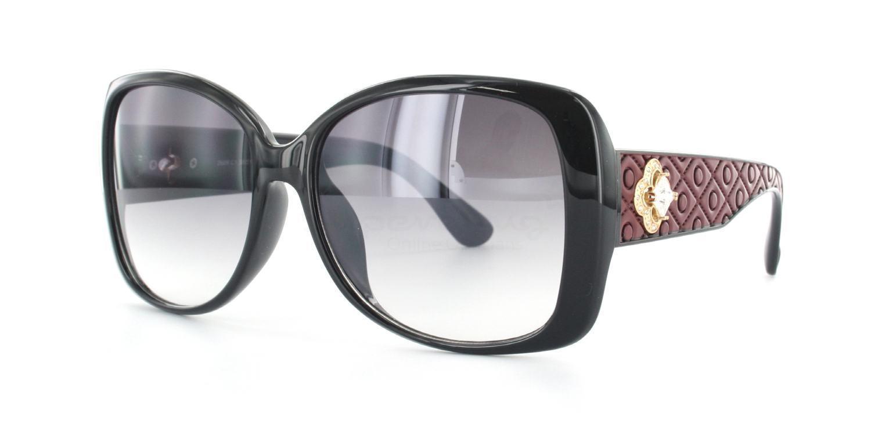 C1 S2609 Sunglasses, Indium