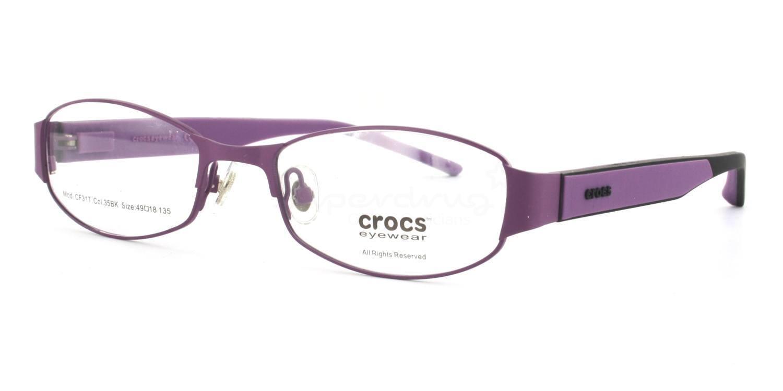 35BK CF 317 , Crocs Eyewear