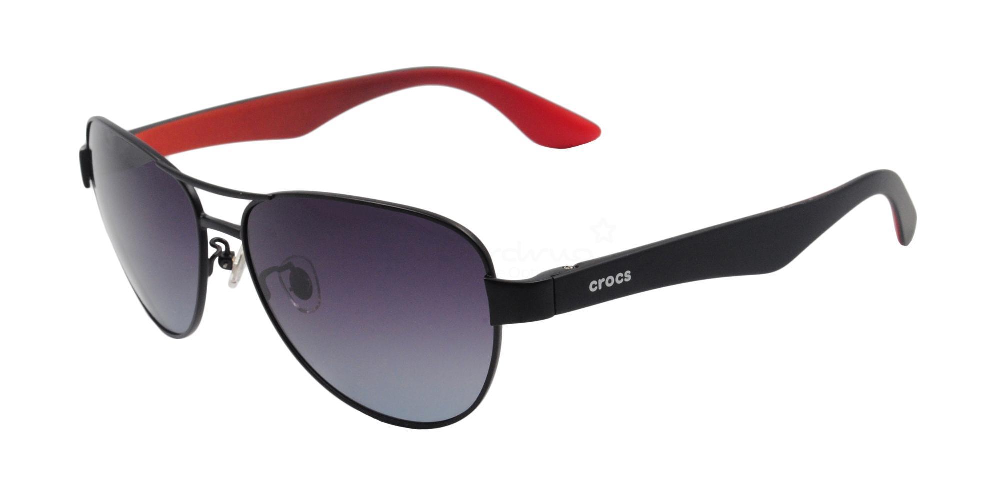 20BK CS4111 Sunglasses, Crocs Eyewear