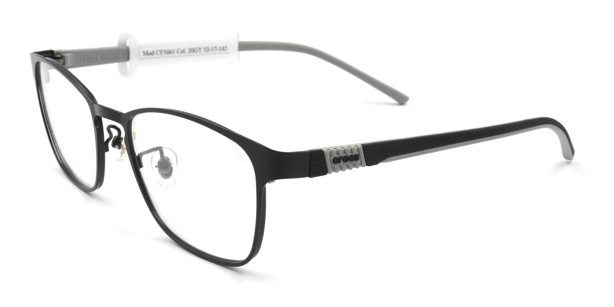 20GY CF3061 Glasses, Crocs Eyewear