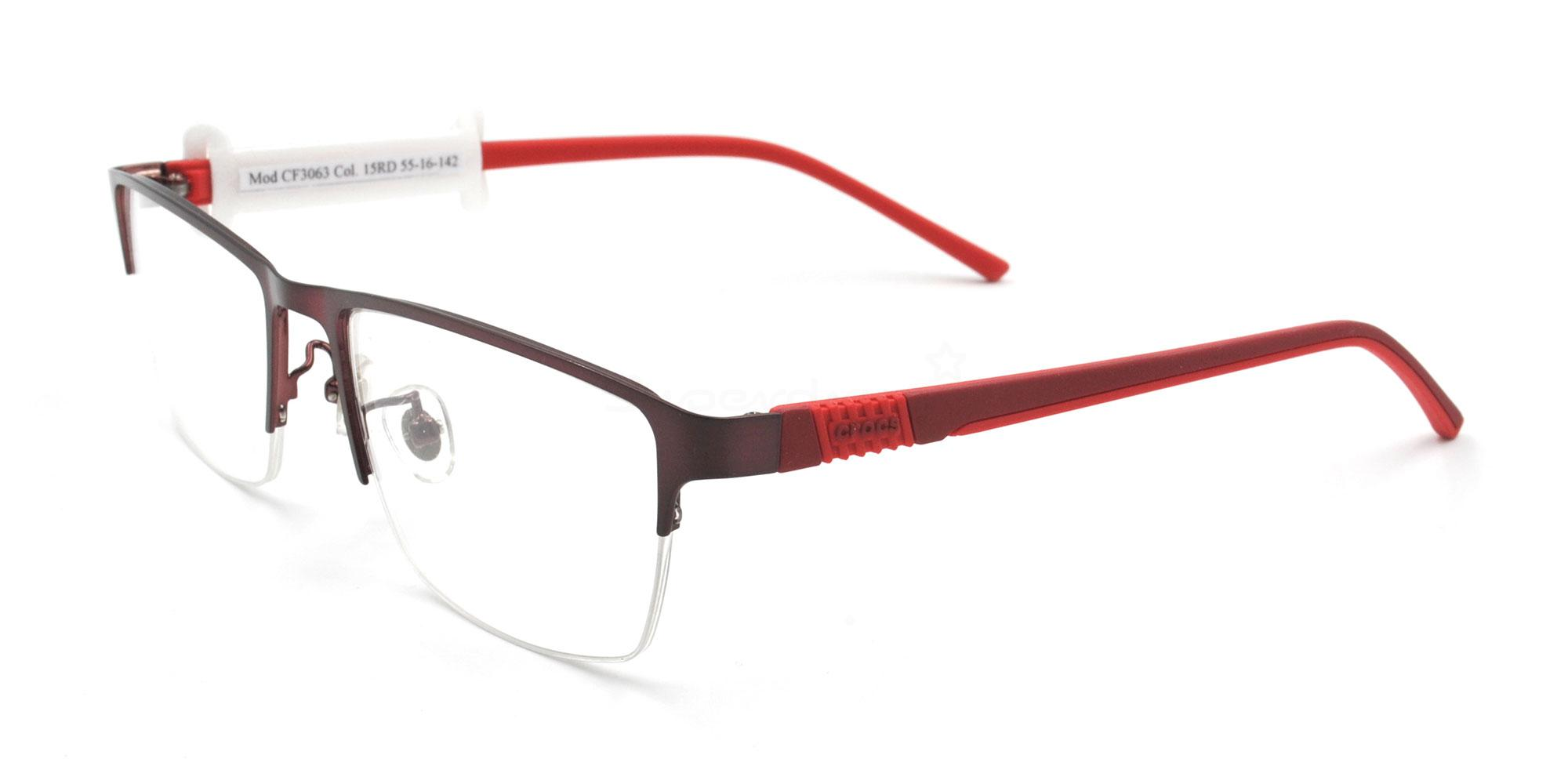 15RD CF3063 Glasses, Crocs Eyewear