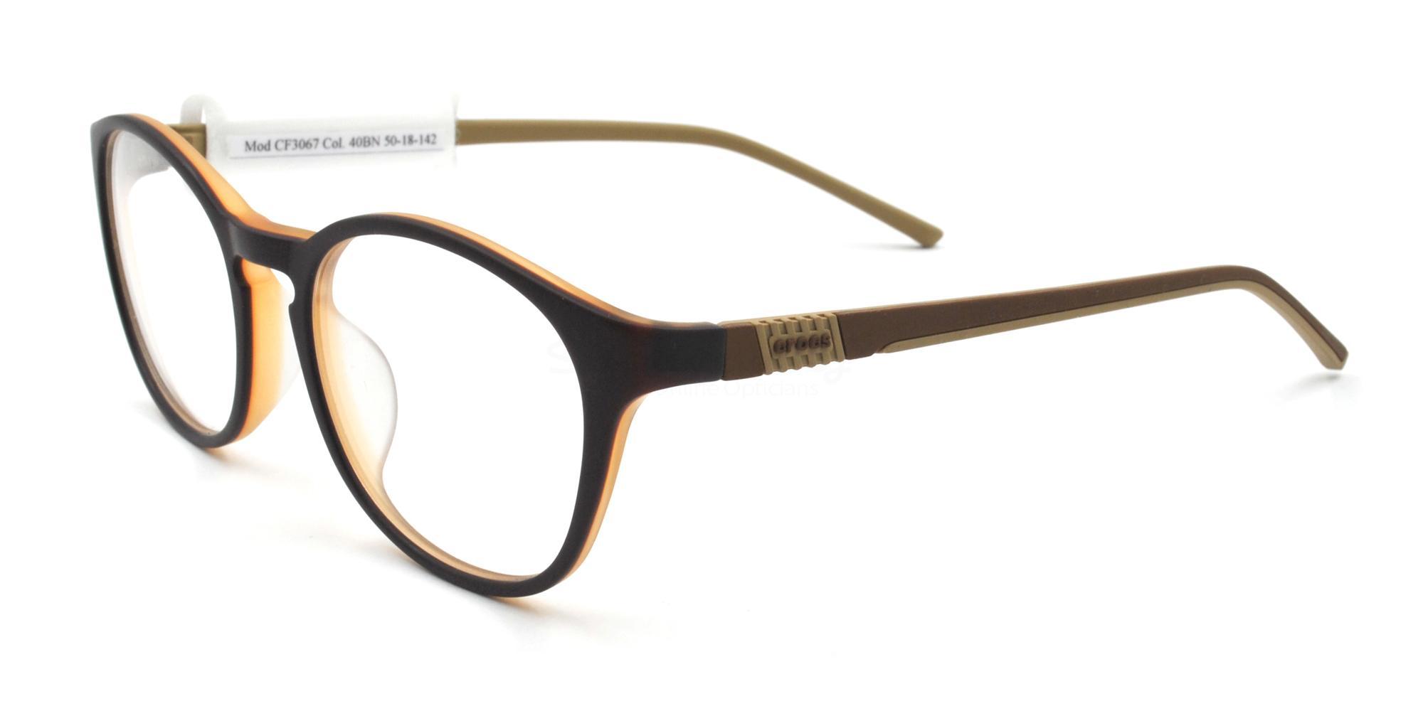 40BN CF3067 Glasses, Crocs Eyewear