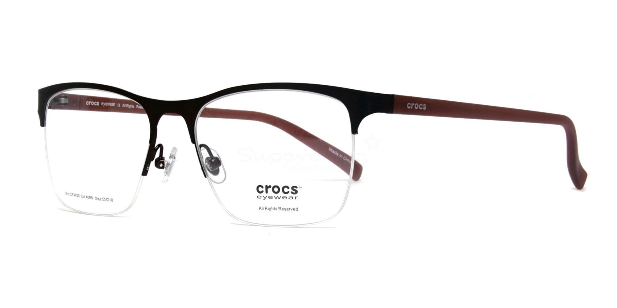 40BN CF4020 Glasses, Crocs Eyewear