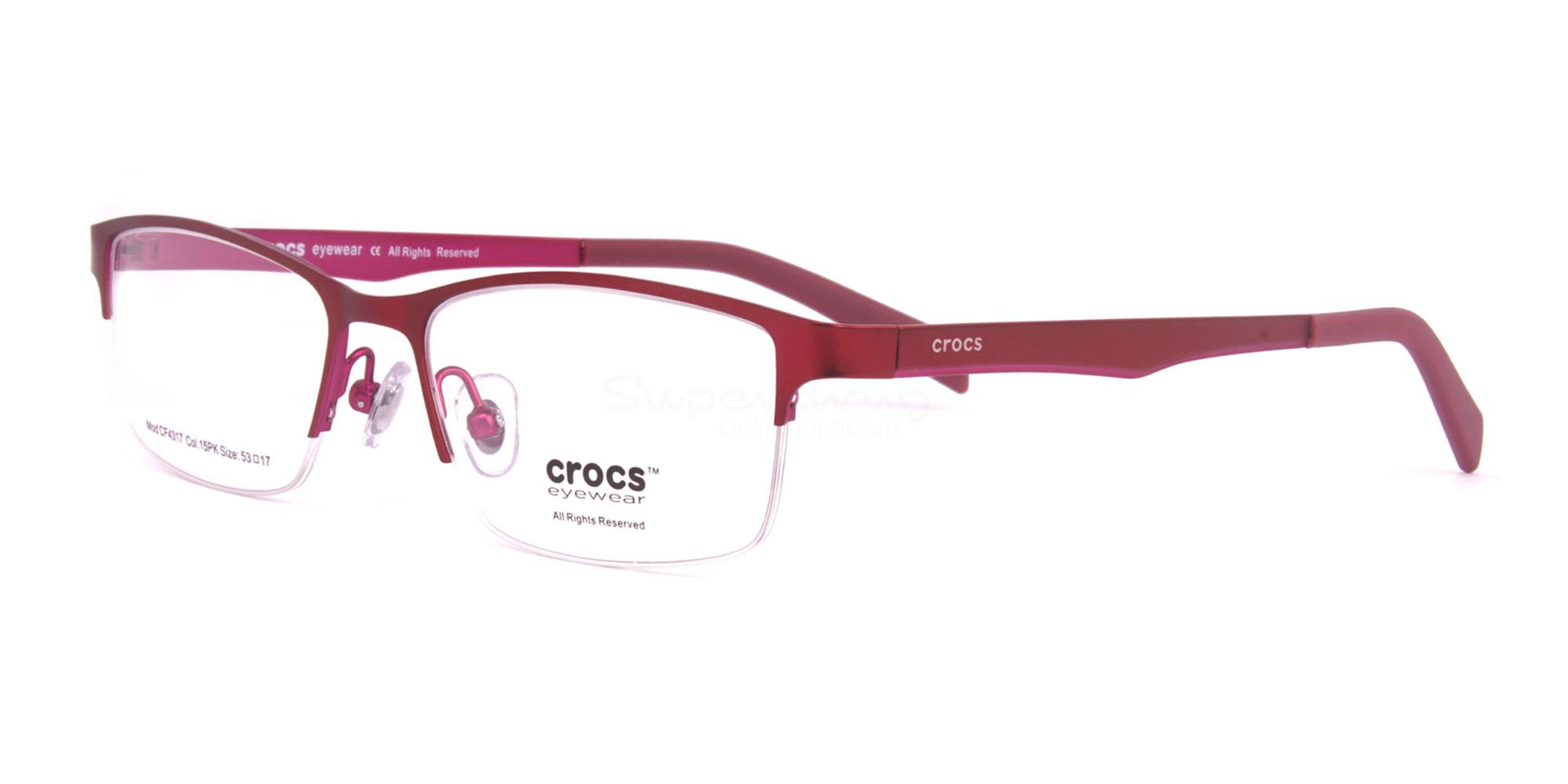 15PK CF4317 Glasses, Crocs Eyewear