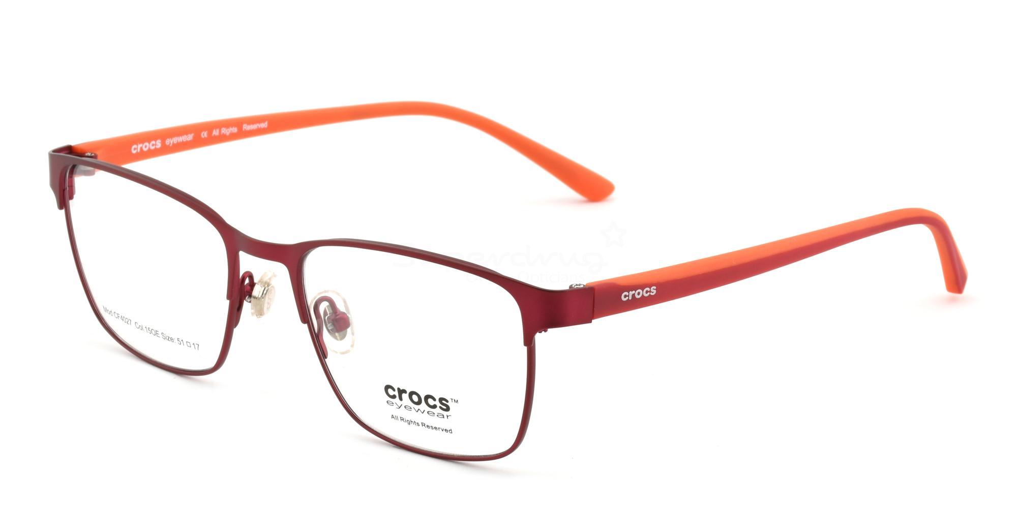 15OE CF4027 Glasses, Crocs Eyewear