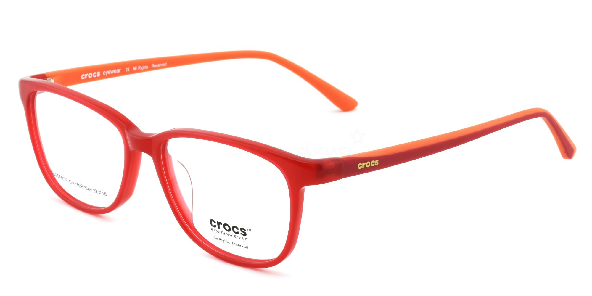 15OE CF4029 Glasses, Crocs Eyewear