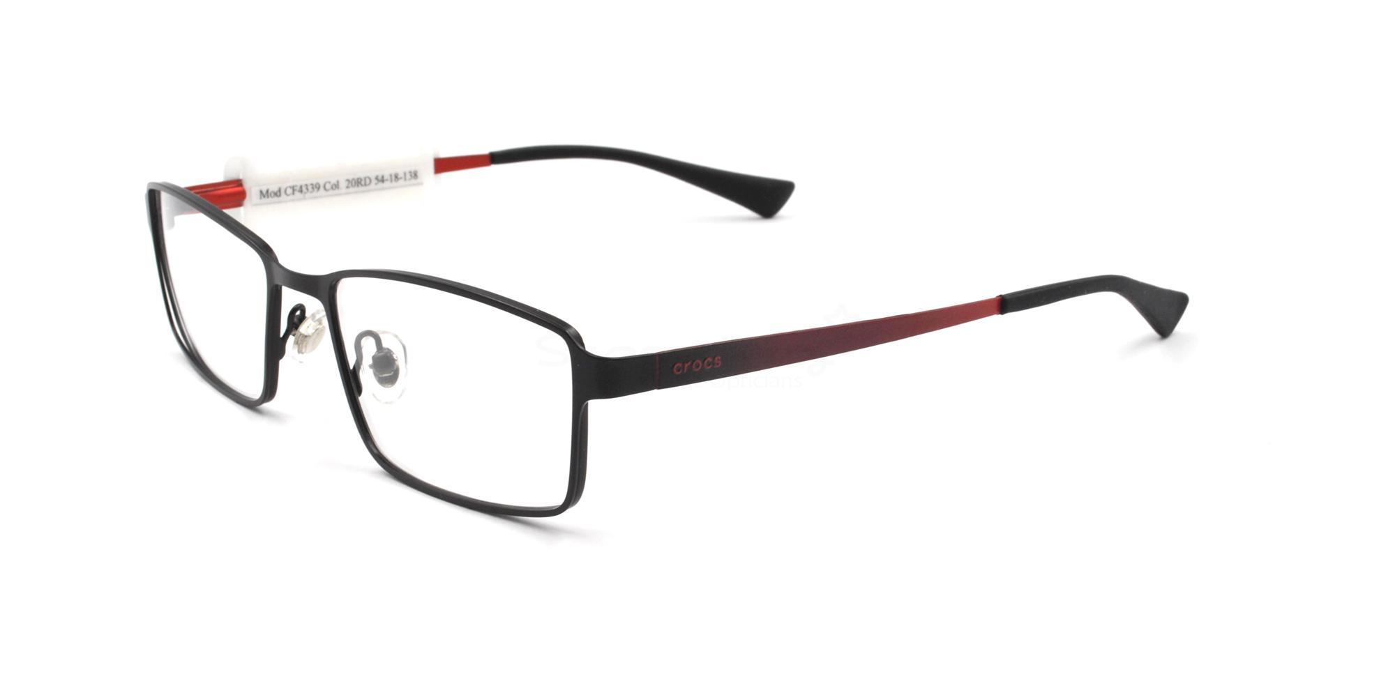 20RD CF4339 Glasses, Crocs Eyewear