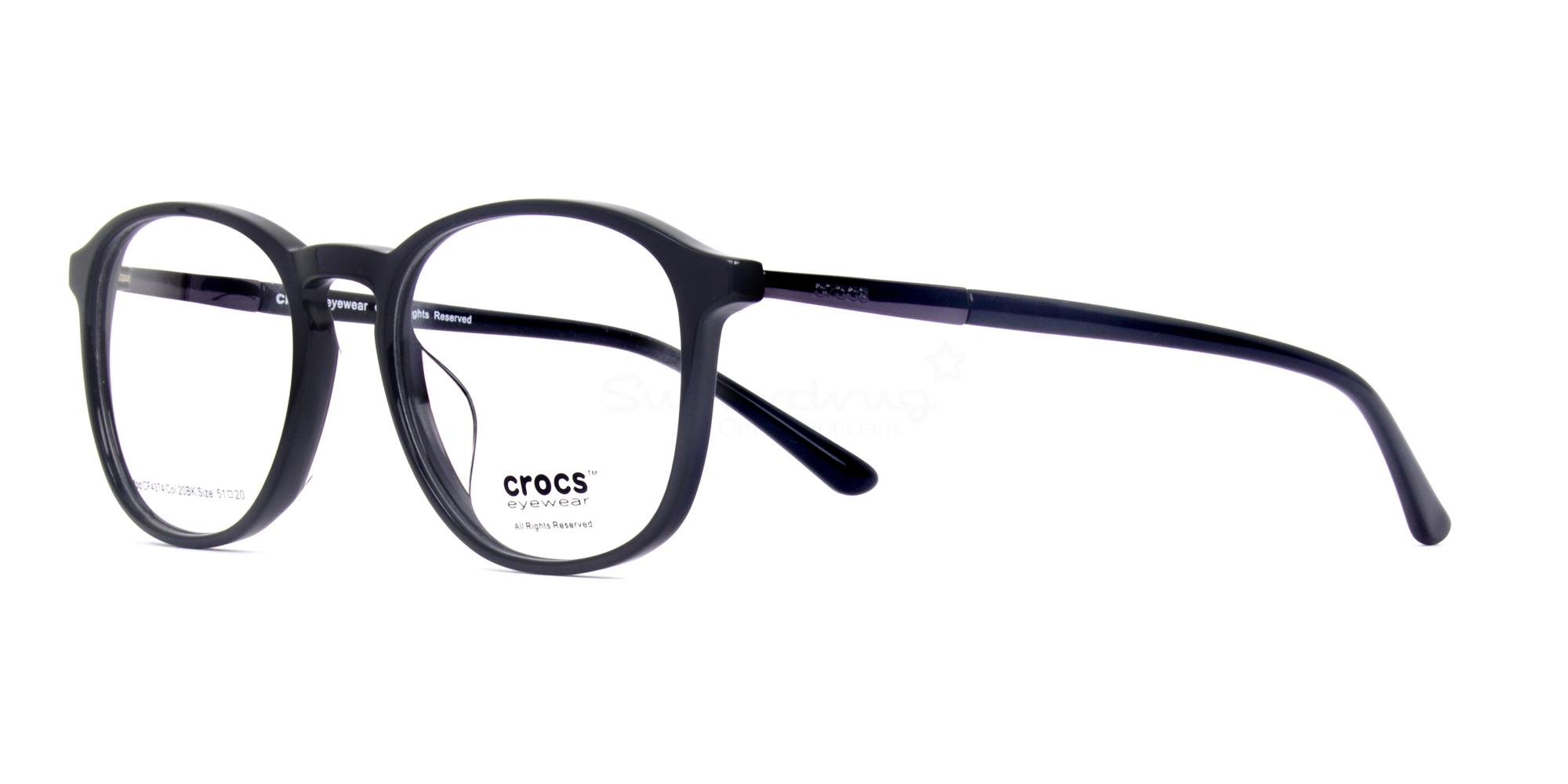 20BK CF4374 Glasses, Crocs Eyewear