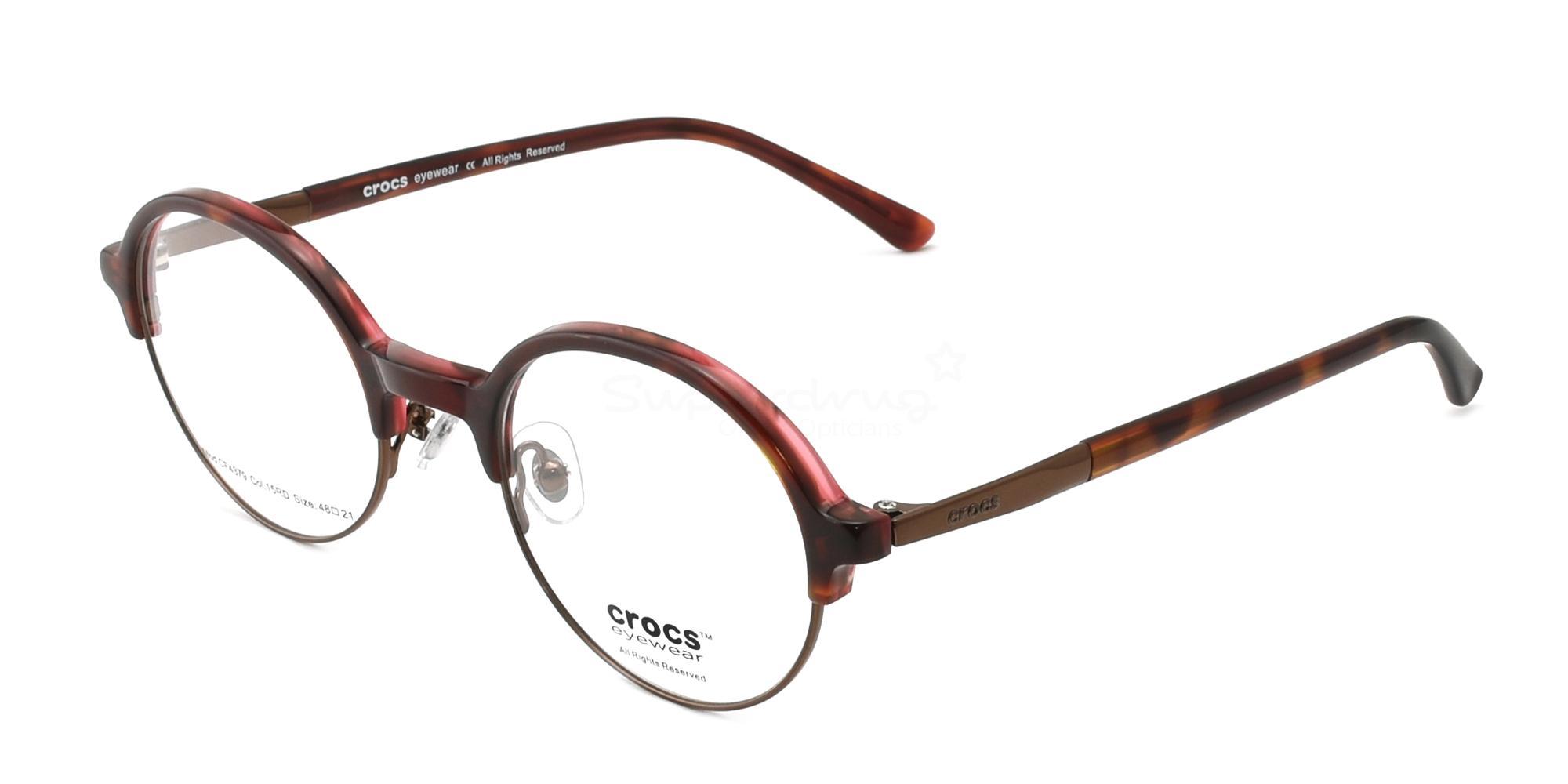 15RD CF4379 Glasses, Crocs Eyewear