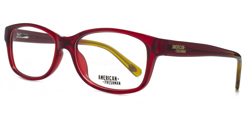 RED AMFO004 - Marissa Glasses, American Freshman