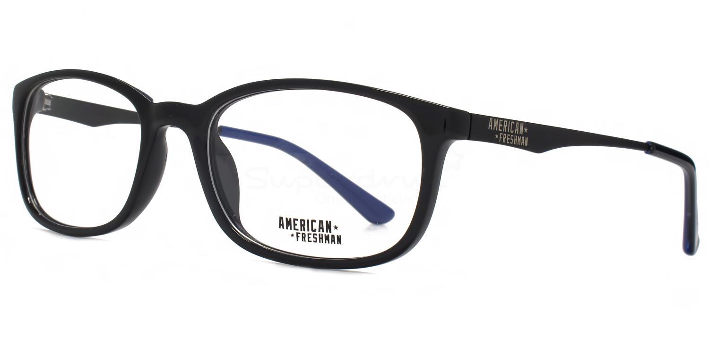 BLK AMFO007 - Cory Glasses, American Freshman