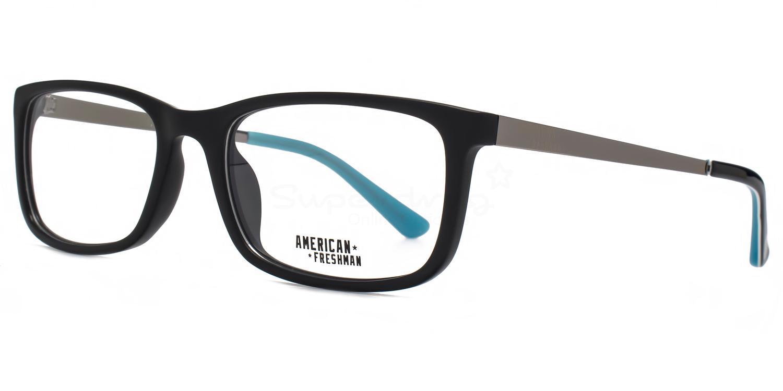 BLK AMFO008 - Seth Glasses, American Freshman