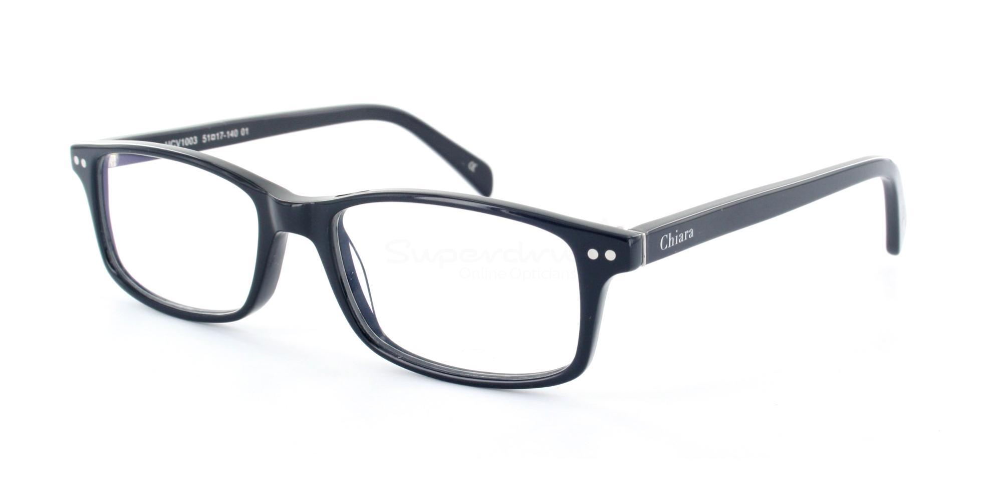 01 UCV1003 Glasses, Chiara Visione