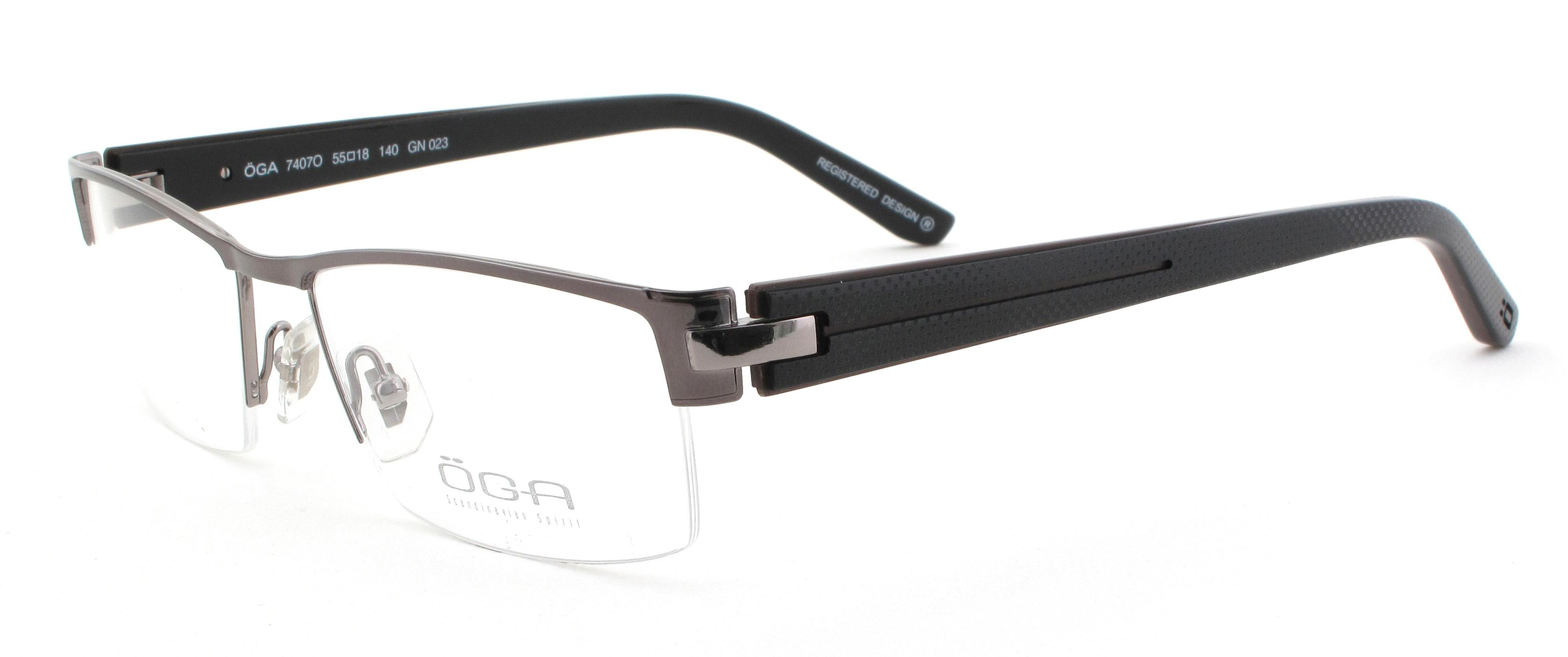 GN023 7407O TALVAC 1 Glasses, ÖGA Scandinavian Spirit