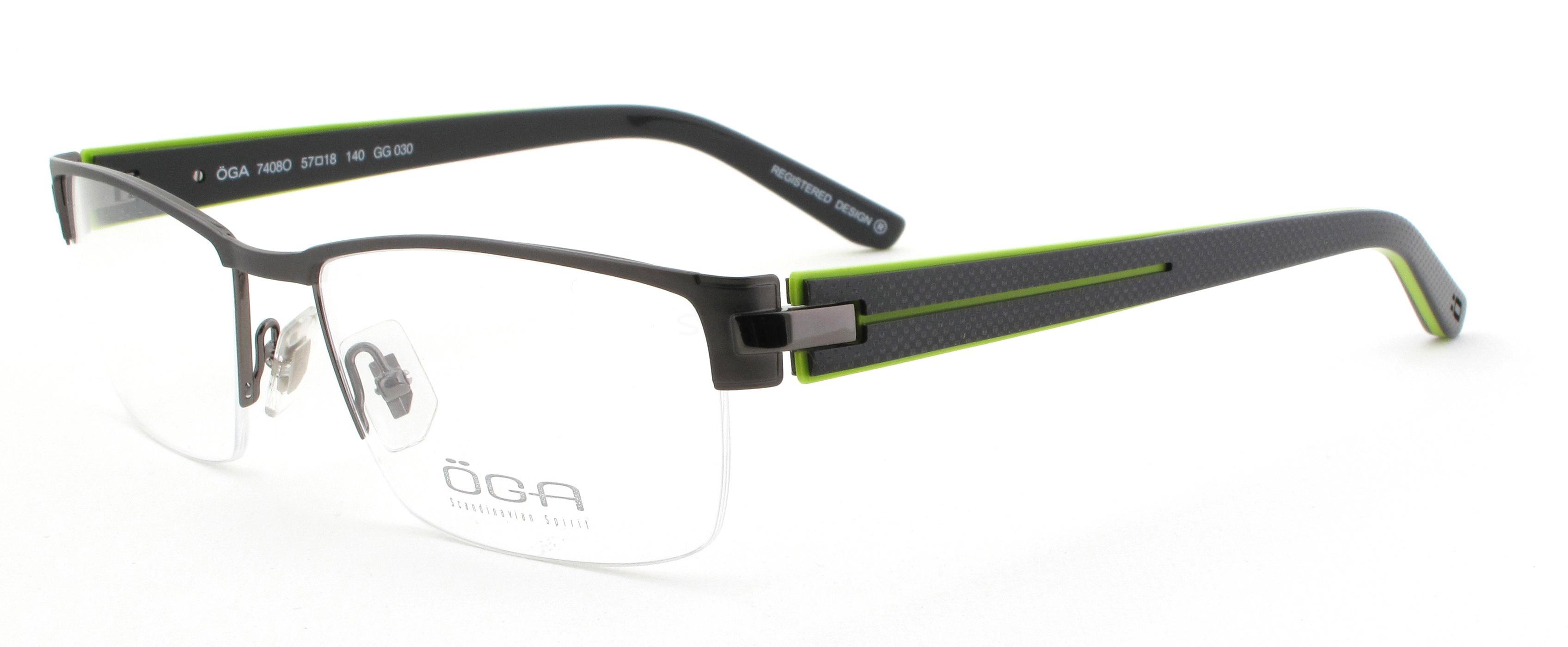 GG030 7408O TALVAC 1 Glasses, ÖGA Scandinavian Spirit