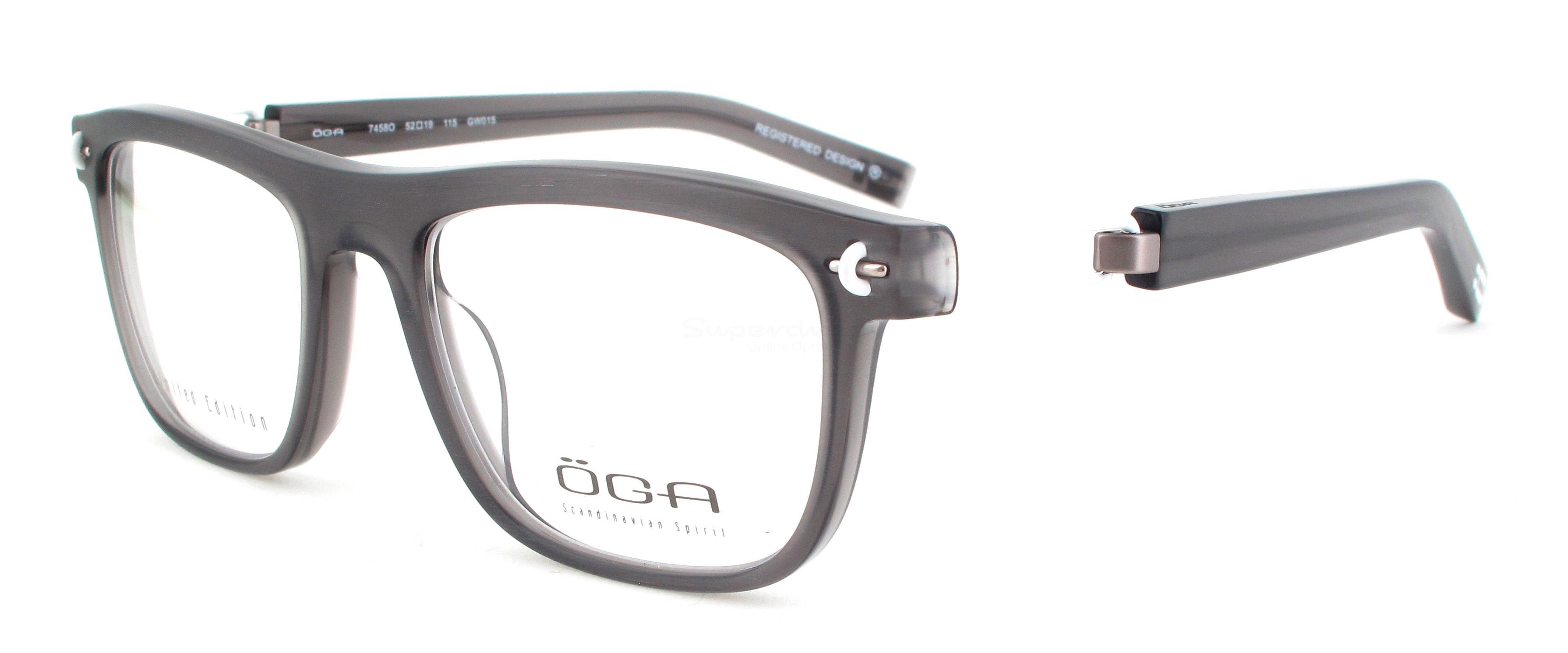 GW015 7458O TRAD 1 Glasses, ÖGA Scandinavian Spirit